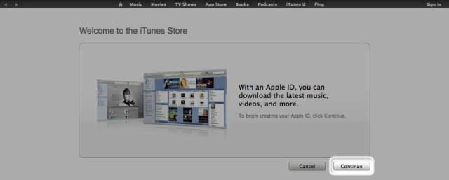 Welcome to the iTunes Store
