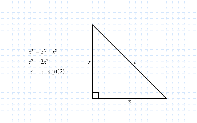 Dua Segitiga Siku Siku Istimewa Pendidikan Matematika