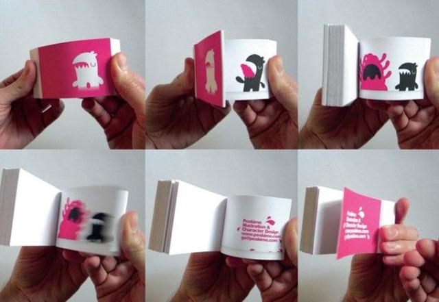 Contoh Buku Flip