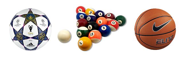 Contoh-contoh Bola