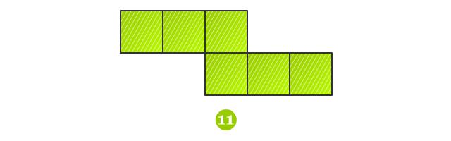 Jaring-jaring Kubus 11