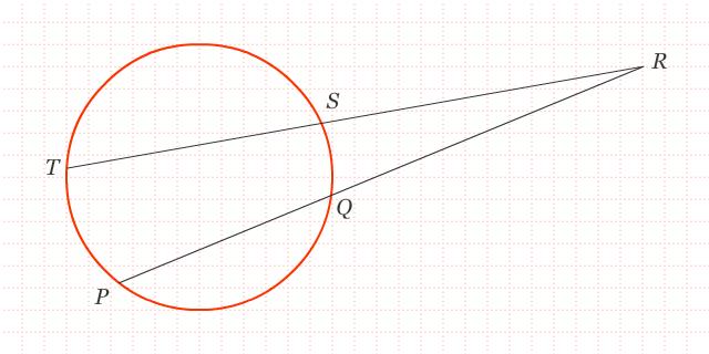 Soal Matematika Tali Busur Lingkaran Materi Pelajaran Komplit