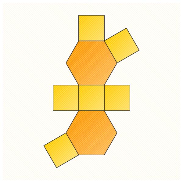 Jaring-jaring Prisma | Pendidikan Matematika