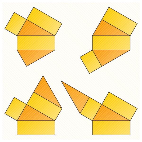 Jaring-jaring Prisma Segitiga II