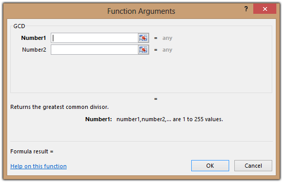 GCD Function Arguments