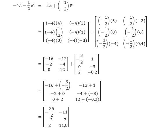 Perkalian Matriks Pendidikan Matematika Laman 2