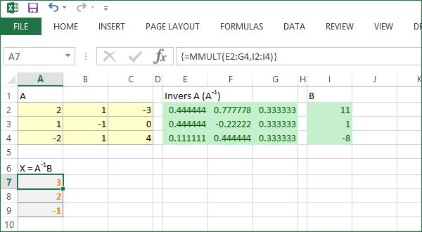 Contoh 4 Excel