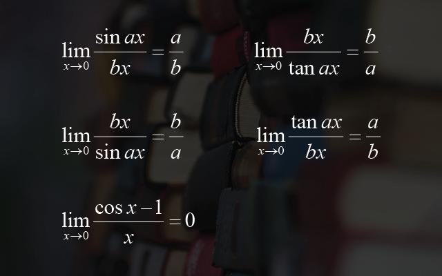 Rumus Limit Trigonometri