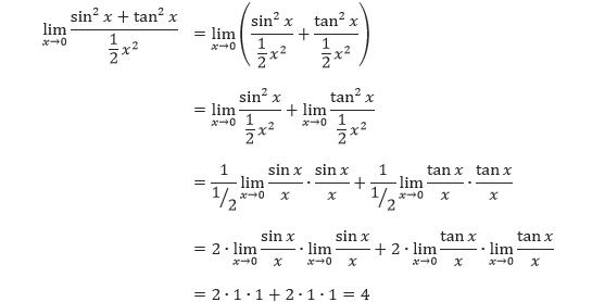 10 Soal Dan Pembahasan Limit Fungsi Trigonometri Pendidikan Matematika